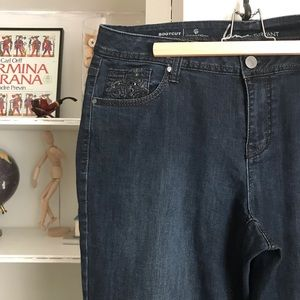 Lane Bryant • Genius Fit Bootcut